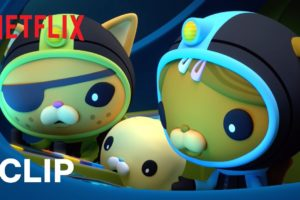 Rescue Mission ⛑️ Octonauts & the Caves of Sac Actun | Netflix Jr
