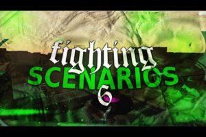 Roblox Da Hood - Fighting Scenarios #6
