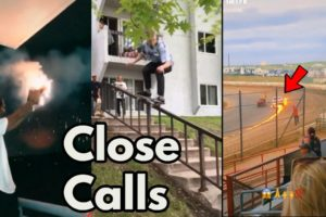 Scary Close Calls Compilation 2021