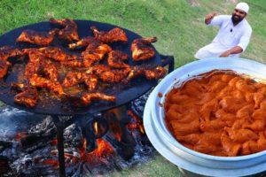 Tandoori Chicken without oven | How To Make Chicken Tandoori on Tawa by  Nawabs kitchen