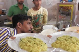 """"""" Ramareddy Tiffin Center Hyderabad """" 