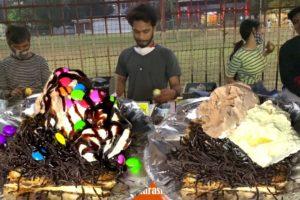 """ Subhash Sandwich "" Famous Chocolate Sandwich | Mumbai Street Food"