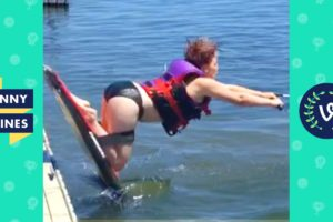 """""""FACEPLANT! 😂"""" 