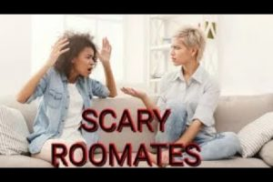 6 True scary roomate Stories compilation
