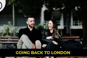 BACK TO LONDON | THE MICHALAKS | AD