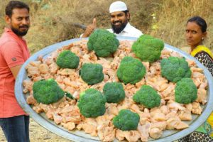 Broccoli with Chicken Recipe | How to Make Perfect Healthy Chicken With Broccoli | Nawabs Kitchen