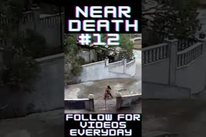CLOSE CALL! NEAR DEATH EXPERIENCE CAUGHT ON CAMERA #12