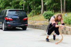 Crushing Watermelons & More!   Extreme Workouts