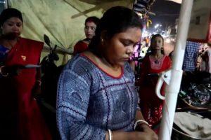 "Dola Durga Pujo te "" FUCHKA "" Khelo Biryani Chere | All Time Favorite Street Food"
