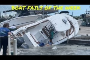 Don't be gentle, its a rental!   Boat Fails of the Week