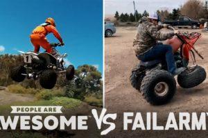 Epic ATV Wins Vs. Fails & More!   PAA Vs. FailArmy