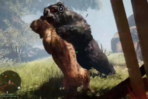 FAR CRY PRIMAL - ALL ANIMAL FIGHTS - PART 2!!!!