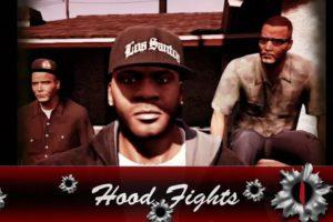 GTA 5 - hood fights - episode 1