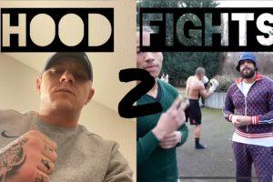 HOOD FIGHTS IN STRASBOURG 2 (REACTION)