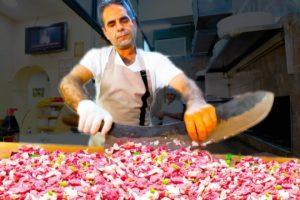 INSANE Street Food in Turkey - KEBAB NINJA + Grand Bazaar Street Food Tour!!