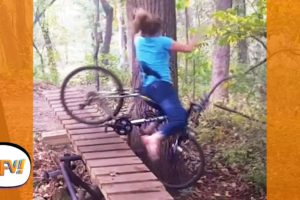 If You FALL In the Forest, Can Anyone Hear You FAIL?! 🤣 | Best Funny Fails | AFV 2021