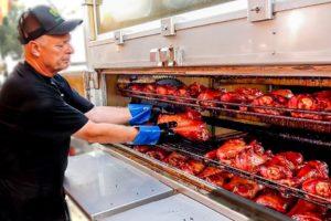 Mega-Sized USA Fair Food!! Minnesota State Fair Food Factories!!