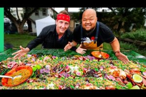 NOT For Newbies!! The Asian Food You've NEVER SEEN Before!!