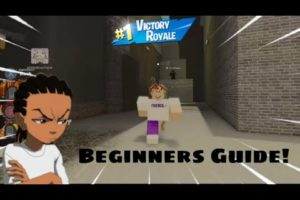 Roblox Hood Fighting - Beginners Guide (Getting you started with the game)