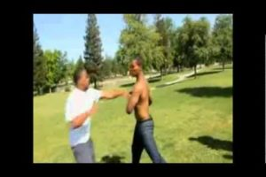 SPOOF : HOW HOOD FIGHTS GO DOWN