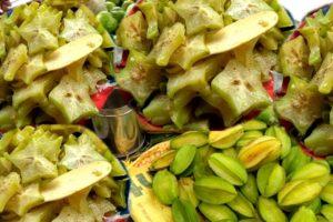 Star Fruit Of India - Awesome Star Fruit (Carambola/Kamranga) Chaat  - Bengali Street Food Kolkata
