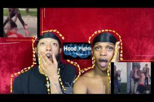 TOP GAY HOOD FIGHTS | REACTION VIDEO