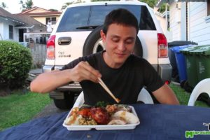 Thanksgiving Feast in Hawaii (and the Surprise Nugget)