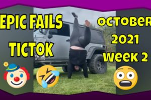 Try Not To Laugh Epic Fails on TikTok October Week 2 2021 Compilation Not FailArmy #tiktok #fails